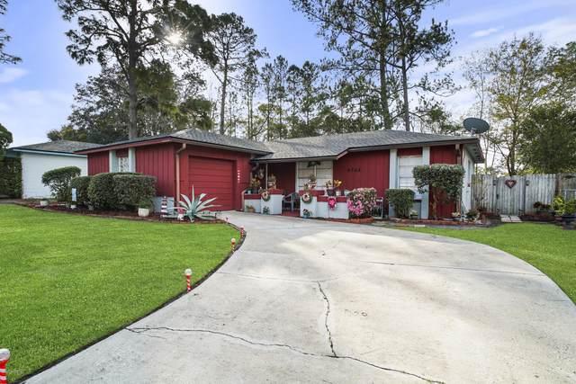 8368 Locke Ct, Jacksonville, FL 32244 (MLS #1043723) :: Ponte Vedra Club Realty