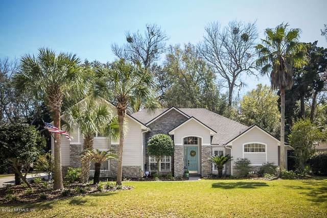 1381 Harrison Point Trl, Fernandina Beach, FL 32034 (MLS #1043857) :: Memory Hopkins Real Estate