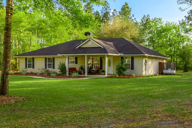 173145 Andrews Rd, Hilliard, FL 32046 (MLS #1043935) :: Noah Bailey Group