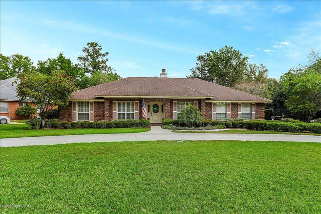3686 Winged Foot Cir, GREEN COVE SPRINGS, FL 32043 (MLS #1044105) :: Noah Bailey Group