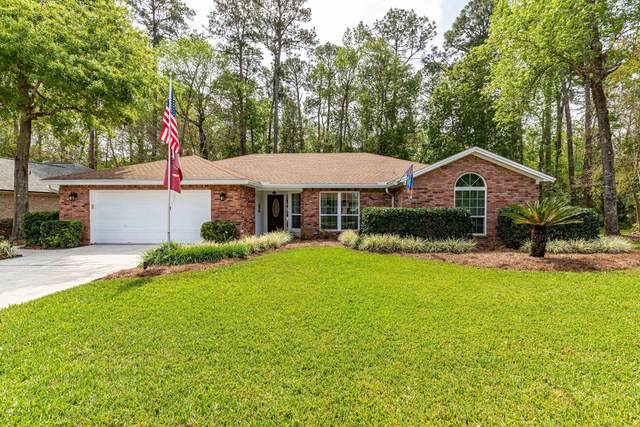 3834 Habersham Forest Dr, Jacksonville, FL 32223 (MLS #1044154) :: Noah Bailey Group