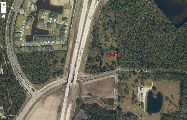 5237 Race Track Rd, Jacksonville, FL 32259 (MLS #1044182) :: The Hanley Home Team