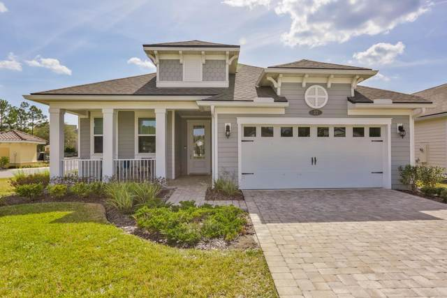 22 Perfect Dr, St Augustine, FL 32092 (MLS #1044332) :: The Hanley Home Team