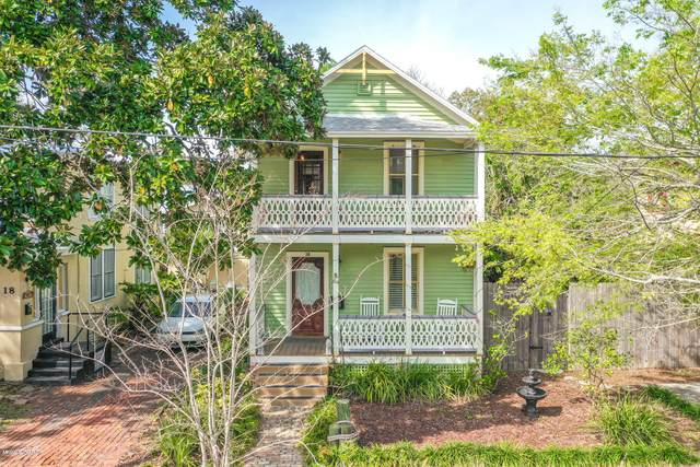 16 Cincinnati Ave, St Augustine, FL 32084 (MLS #1044336) :: Noah Bailey Group