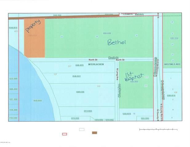 00 North St, Interlachen, FL 32148 (MLS #1044511) :: EXIT Real Estate Gallery