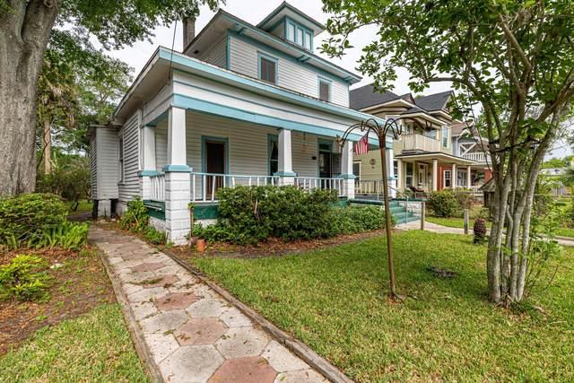1522 Walnut St, Jacksonville, FL 32206 (MLS #1044559) :: Berkshire Hathaway HomeServices Chaplin Williams Realty