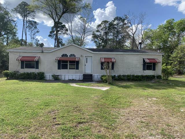 2822 NW 196TH St, Starke, FL 32091 (MLS #1044626) :: The Hanley Home Team
