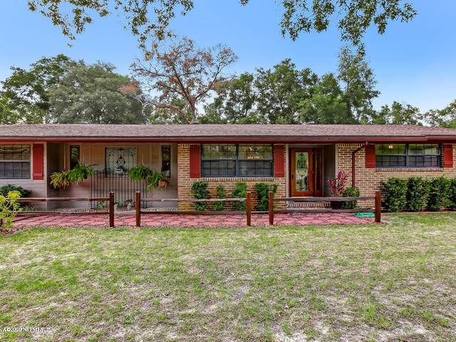 1327 Lake Asbury Dr, GREEN COVE SPRINGS, FL 32043 (MLS #1044641) :: Berkshire Hathaway HomeServices Chaplin Williams Realty