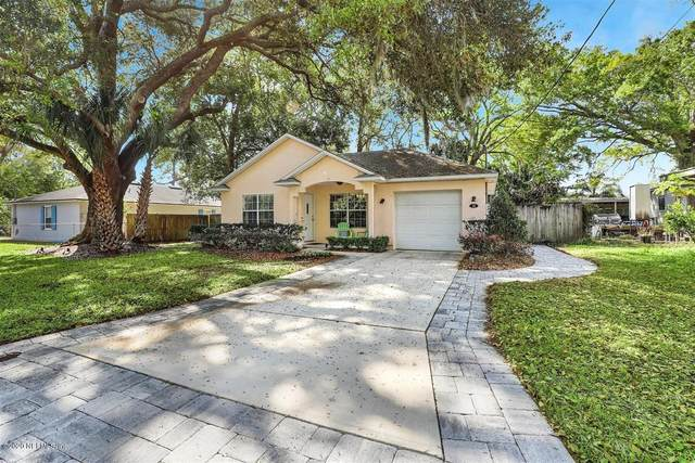 11 Theodore St, St Augustine, FL 32084 (MLS #1044701) :: Noah Bailey Group