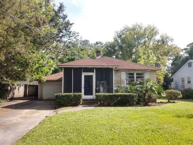 4724 Merrimac Ave, Jacksonville, FL 32210 (MLS #1044844) :: CrossView Realty