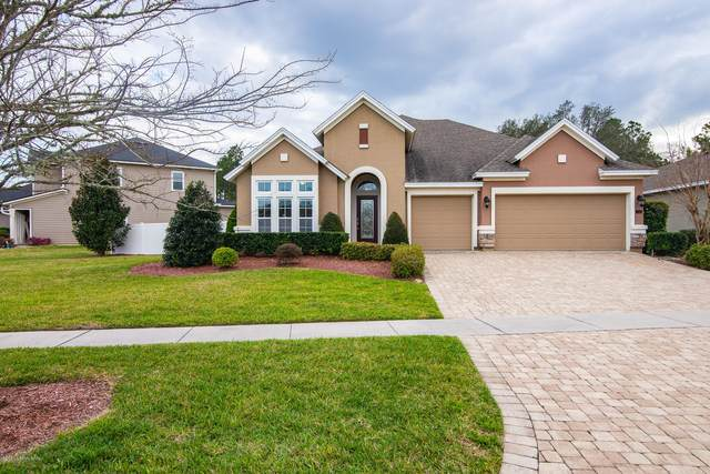 356 Woodland Greens Dr, Ponte Vedra, FL 32081 (MLS #1044854) :: Noah Bailey Group