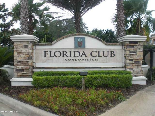 510 Florida Club Blvd #206, St Augustine, FL 32084 (MLS #1044861) :: Ponte Vedra Club Realty