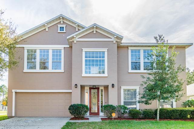 671 Wakeview Dr, Orange Park, FL 32065 (MLS #1044862) :: The Hanley Home Team