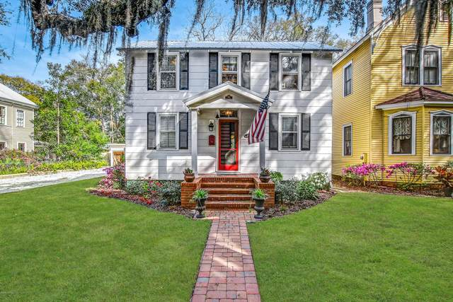 112 S 10TH St, Fernandina Beach, FL 32034 (MLS #1044907) :: The Hanley Home Team