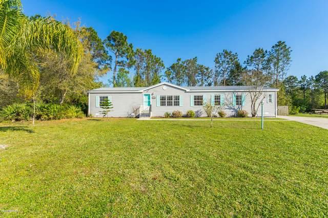 2620 S Screech Owl Ave, St Augustine, FL 32084 (MLS #1044936) :: Noah Bailey Group