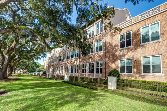 2525 College St #1104, Jacksonville, FL 32204 (MLS #1044947) :: EXIT Real Estate Gallery