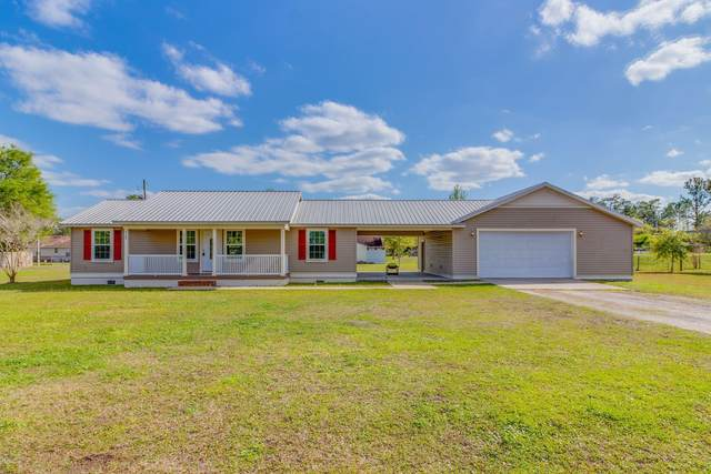 27193 W 14TH Ave, Hilliard, FL 32046 (MLS #1045002) :: Memory Hopkins Real Estate
