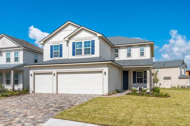 104 Willow Lake Dr, St Augustine, FL 32092 (MLS #1045005) :: Memory Hopkins Real Estate