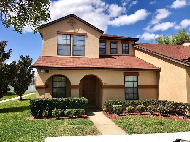 345 Redwood Ln, Jacksonville, FL 32259 (MLS #1045010) :: EXIT Real Estate Gallery