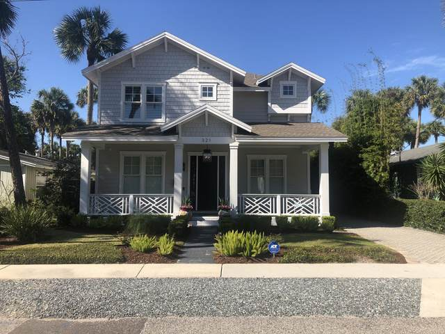 321 10TH St, Atlantic Beach, FL 32233 (MLS #1045026) :: The Volen Group   Keller Williams Realty, Atlantic Partners