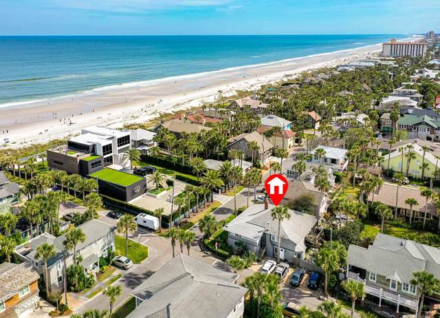 598 Beach Ave, Atlantic Beach, FL 32233 (MLS #1045061) :: Ponte Vedra Club Realty