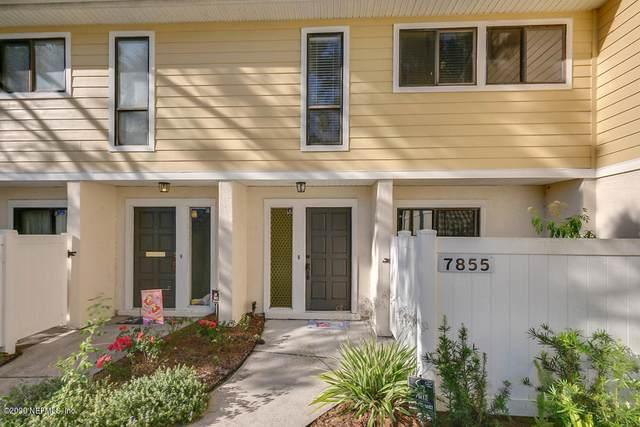7855 La Sierra Ct #7855, Jacksonville, FL 32256 (MLS #1045134) :: The Volen Group | Keller Williams Realty, Atlantic Partners