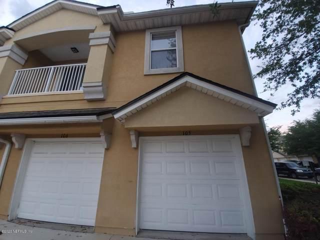 7060 Deer Lodge Cir #105, Jacksonville, FL 32256 (MLS #1045258) :: Ponte Vedra Club Realty
