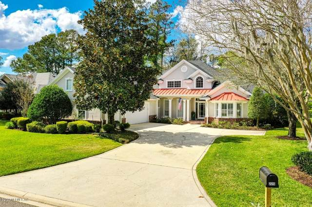 225 Woody Creek Dr, Ponte Vedra Beach, FL 32082 (MLS #1045513) :: The Volen Group | Keller Williams Realty, Atlantic Partners