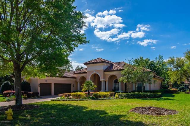 201 Mariela Ct, Ponte Vedra Beach, FL 32082 (MLS #1045536) :: Bridge City Real Estate Co.