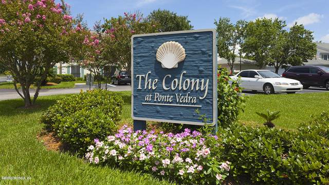 126 Ponte Vedra Colony Cir #126, Ponte Vedra Beach, FL 32082 (MLS #1045554) :: The Volen Group | Keller Williams Realty, Atlantic Partners