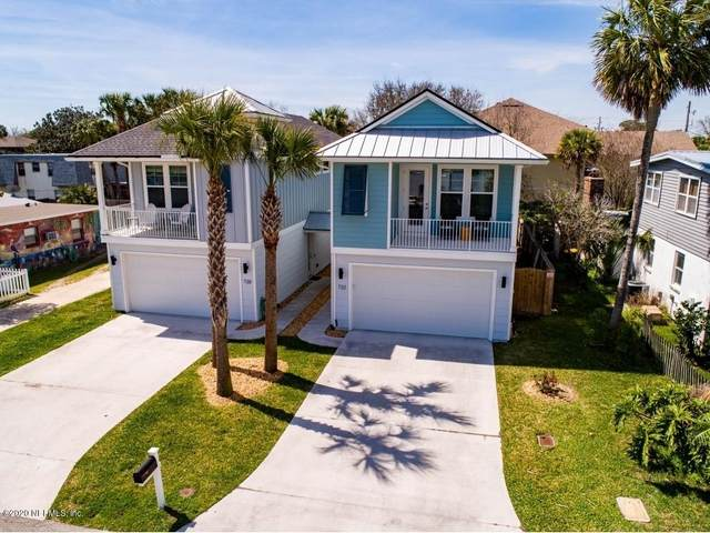 722 4TH St N, Jacksonville Beach, FL 32250 (MLS #1045576) :: The Volen Group | Keller Williams Realty, Atlantic Partners