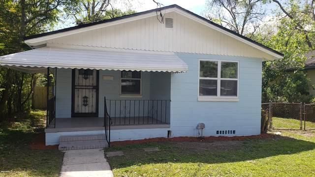1526 W 14TH St, Jacksonville, FL 32209 (MLS #1045698) :: Berkshire Hathaway HomeServices Chaplin Williams Realty