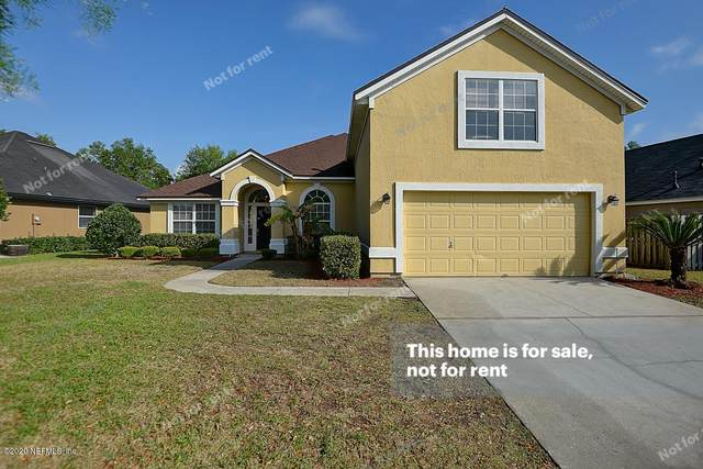 5891 Green Pond Dr, Jacksonville, FL 32258 (MLS #1045812) :: The Hanley Home Team