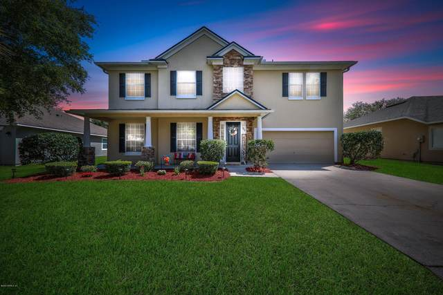 549 Acornridge Ln, Orange Park, FL 32065 (MLS #1045869) :: The Hanley Home Team