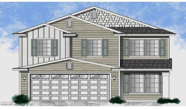 814 Silver Pine Dr, St Augustine, FL 32092 (MLS #1045904) :: The Perfect Place Team