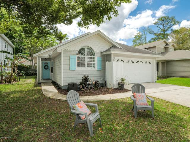 1106 Theodore Ave, Jacksonville Beach, FL 32250 (MLS #1045912) :: The Volen Group | Keller Williams Realty, Atlantic Partners
