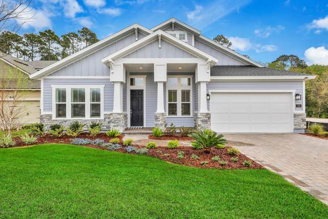 380 Quail Vista Dr, Ponte Vedra, FL 32081 (MLS #1045915) :: Memory Hopkins Real Estate