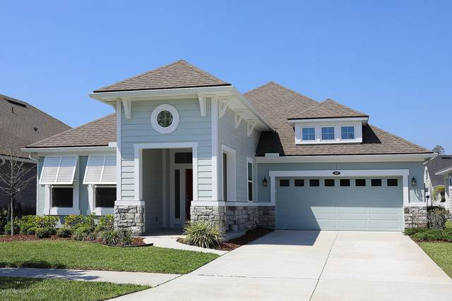 267 Palm Breeze Dr, Ponte Vedra, FL 32081 (MLS #1046103) :: The Perfect Place Team