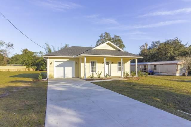 811 Avery St, St Augustine, FL 32084 (MLS #1046137) :: Bridge City Real Estate Co.