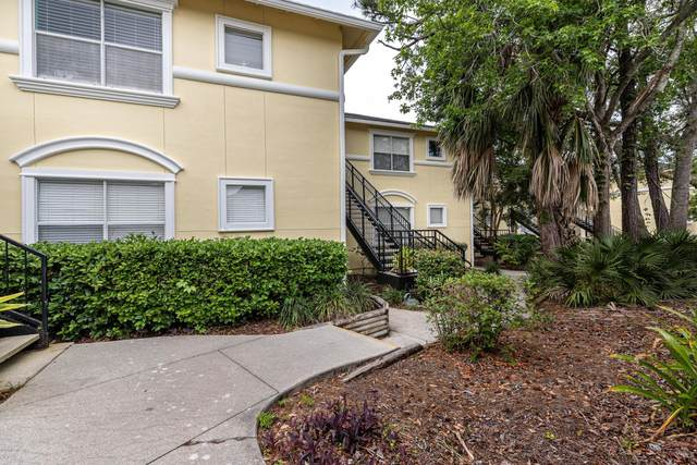 1800 The Greens Way #1504, Jacksonville Beach, FL 32250 (MLS #1046148) :: The Volen Group | Keller Williams Realty, Atlantic Partners