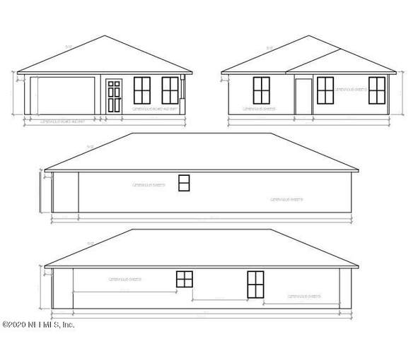 1613 Spruce St, GREEN COVE SPRINGS, FL 32043 (MLS #1046151) :: The Every Corner Team | RE/MAX Watermarke