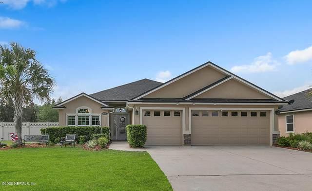 801 Wards Creek Ln, St Augustine, FL 32092 (MLS #1046211) :: The Hanley Home Team