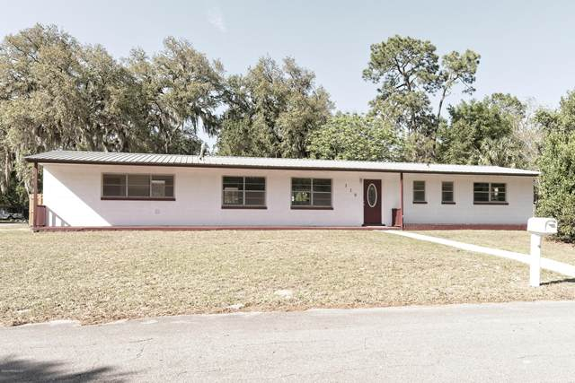 110 Cedar St, Palatka, FL 32177 (MLS #1046229) :: The Volen Group | Keller Williams Realty, Atlantic Partners