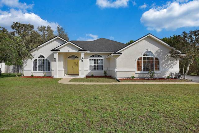 2567 Spring Meadows Dr, Middleburg, FL 32068 (MLS #1046239) :: Oceanic Properties