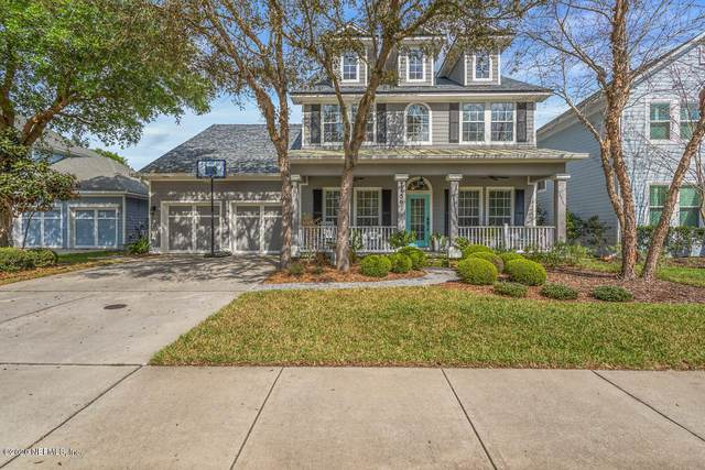 1156 Overdale Rd, St Augustine Beach, FL 32080 (MLS #1046242) :: The Volen Group | Keller Williams Realty, Atlantic Partners
