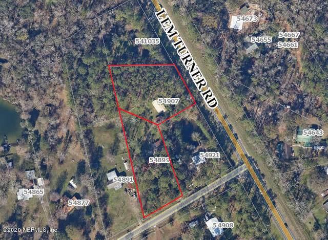54899 Church Rd, Callahan, FL 32011 (MLS #1046252) :: The Hanley Home Team