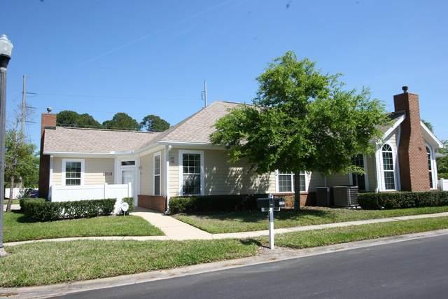 4385 Edgewater Crossing Dr 34-3, Jacksonville, FL 32257 (MLS #1046256) :: The Hanley Home Team