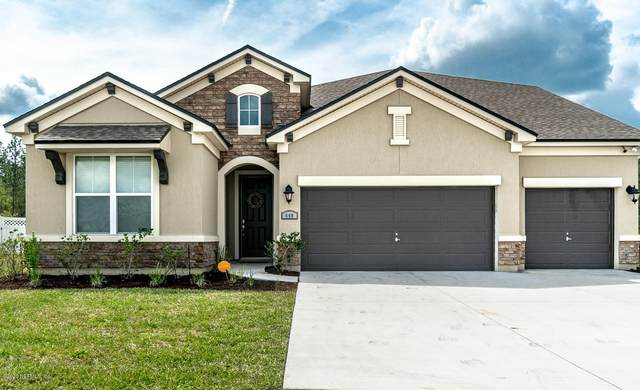 648 Charter Oaks Blvd, Orange Park, FL 32065 (MLS #1046266) :: The Volen Group | Keller Williams Realty, Atlantic Partners