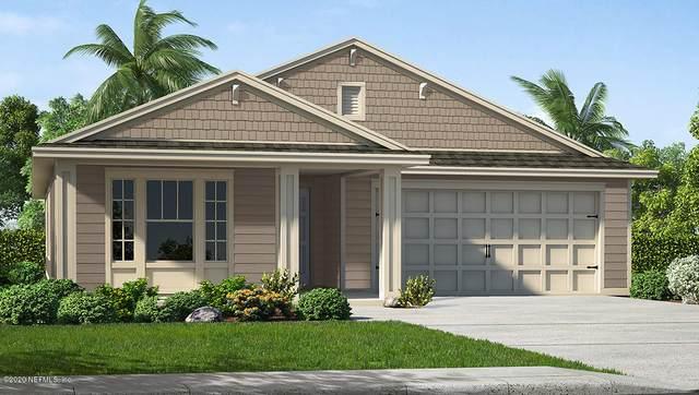 4297 Green River Pl, Middleburg, FL 32068 (MLS #1046305) :: The DJ & Lindsey Team