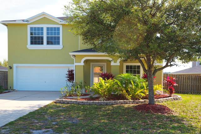 2101 Creekmont Dr, Middleburg, FL 32068 (MLS #1046654) :: The Hanley Home Team